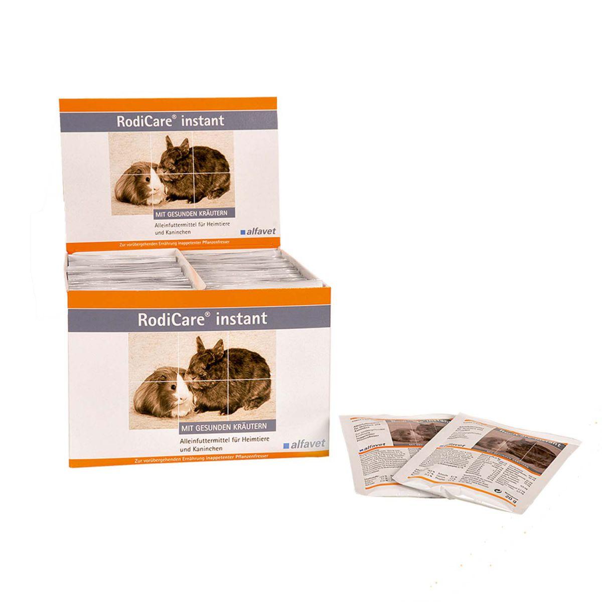 RodiCare® instant  - vitaminok és ásványi anyagok rágcsálóknak, madaraknak és hüllőknek