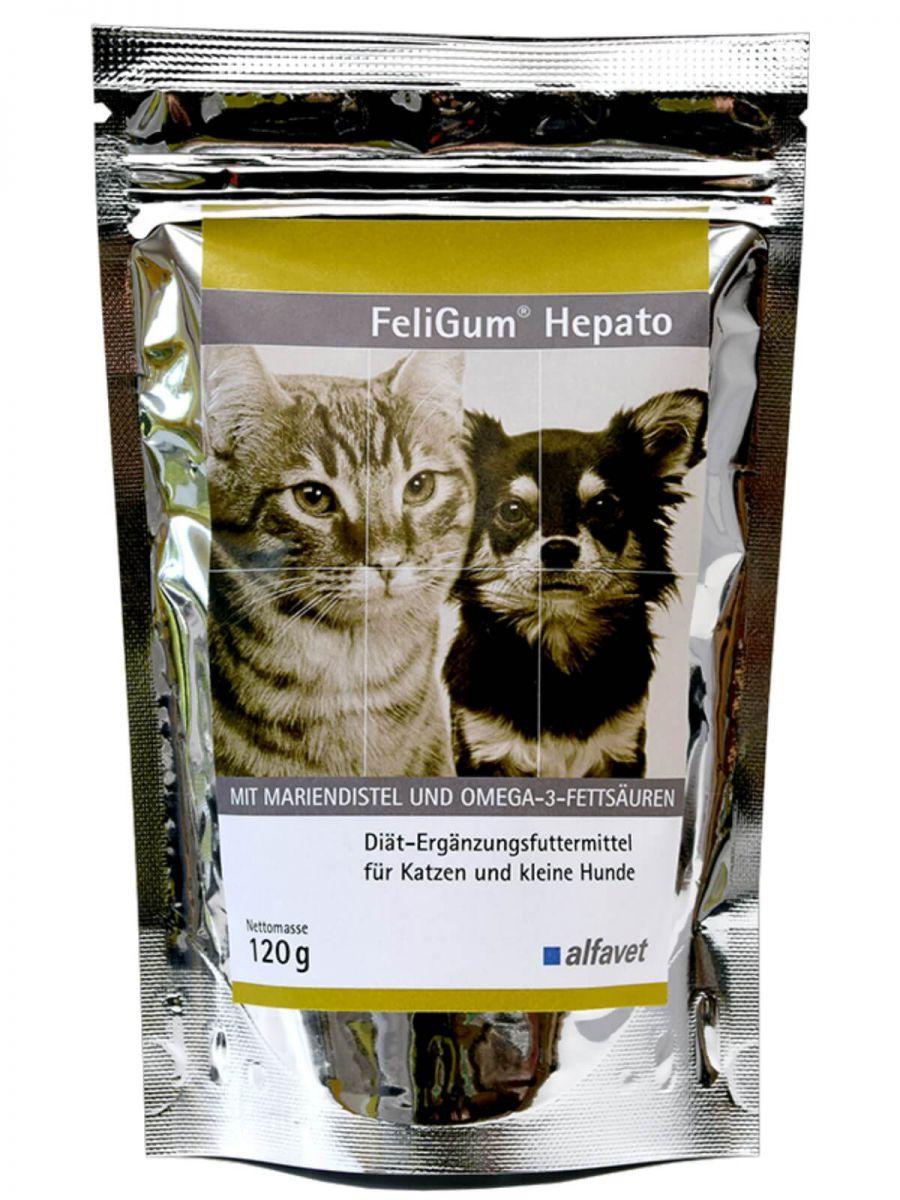FeliGum® Hepato - májvédő rágófalat