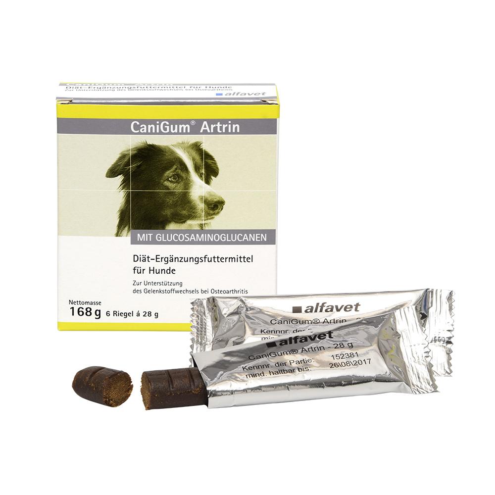 CaniGum® Artrin - védelem az ízületeknek rágófalat formájában