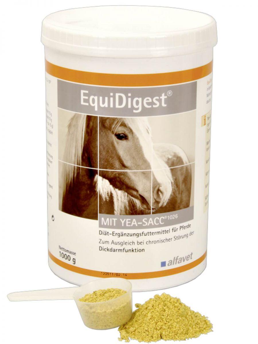 EquiDigest® - emésztést támogató készítmény lovaknak