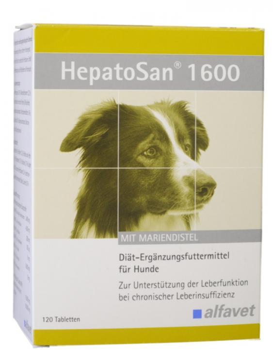 HepatoSan® 1600 – a májműködés támogatására