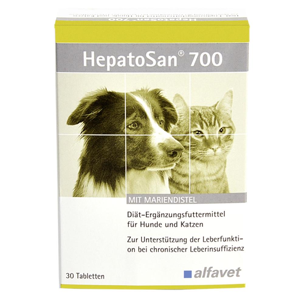 HepatoSan® 700 - a májműködés támogatására