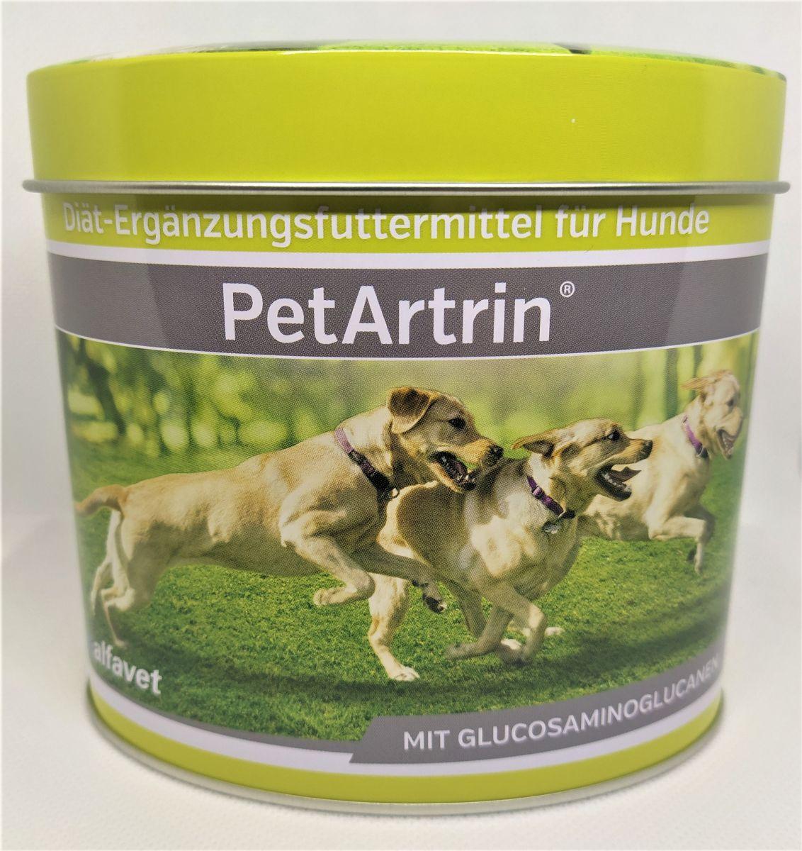 PetArtrin® – teljeskörű ízületvédelem kutyák részére