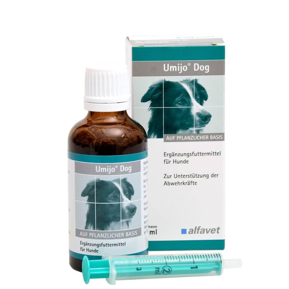 Umijo® Immun Dog – immunstimuláns készítmény kutyák részére